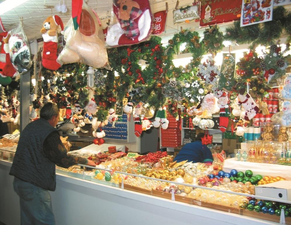 La historia de los mercadillos navide os de madrid - Mercado de navidad en madrid ...
