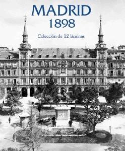 Madrid (1898). Colección de 12 láminas