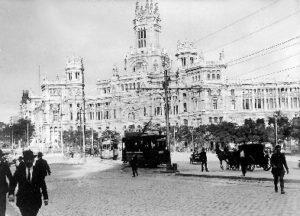 Lámina nº 07 [ Palacio de Comunicaciones. 1930 ]