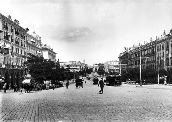 Lámina n? 05 [ Calle de Alcalá. 1905 ]