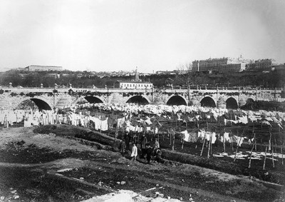Lámina n? 16 [ Puente de Segovia. 1905 ]