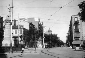 Lámina n? 19 [ Calle de Alberto Aguilera. 1931]
