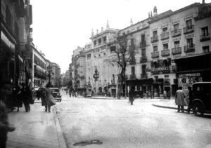 Lámina n? 20 [ Plaza de Tirso de Molina. 1933 ]