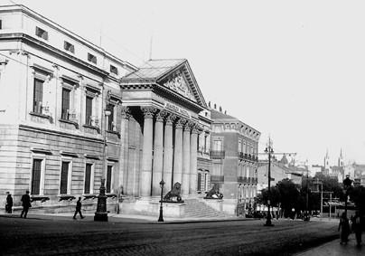 Lámina n? 24 [ Congreso de los Diputados. 1929 ]