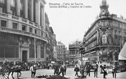 Lámina n? 29 [ Calle de Sevilla. Anos 20 ]