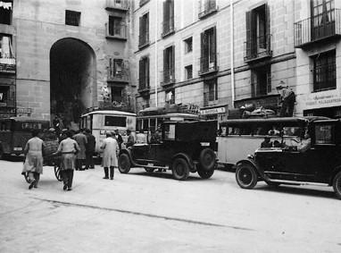 Lámina n? 31 [ Calle de Cuchilleros. 1932 ]