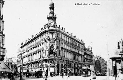 Lámina n? 53 [ La Equitativa. 1910 ]