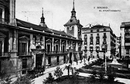 Lámina n? 82 [ Ayuntamiento de Madrid. Hacia 1920 ]