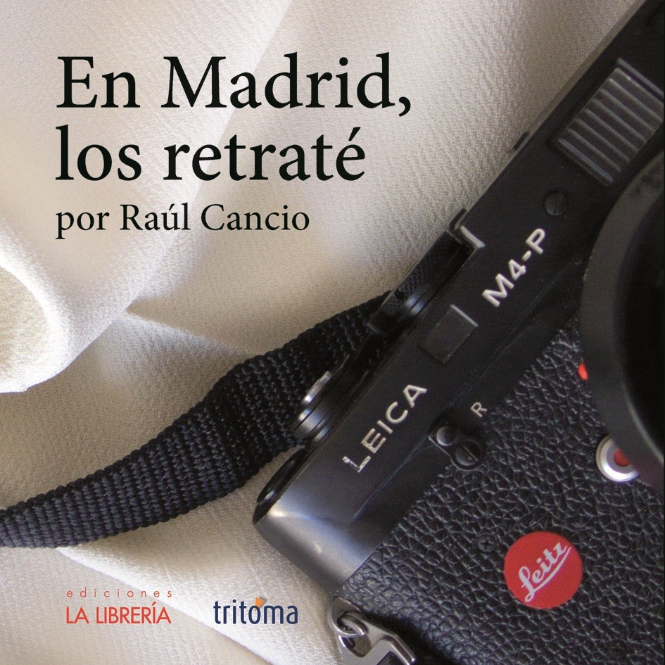 En Madrid, los retraté