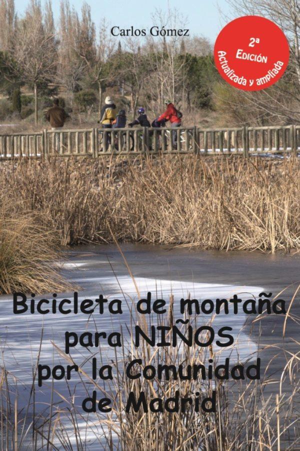 Bicicleta de Montana para Ninos por la Comunidad de Madrid
