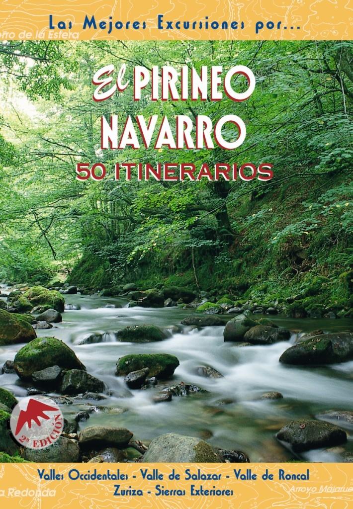 El Pirineo navarro. 50 itinerarios