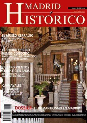 Revista Madrid Histórico (Nº 32) (Formato digital)