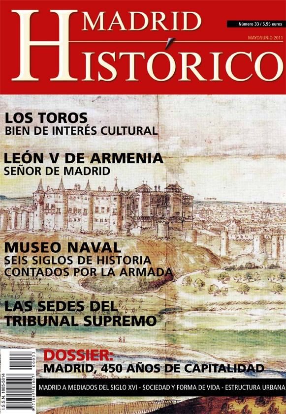 Revista Madrid Histórico (Nº 33) (Formato digital)