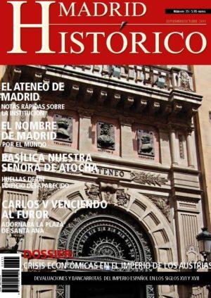 Revista Madrid Histórico (Nº 35) (Formato digital)