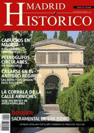 Revista Madrid Histórico (Nº 36) (Formato digital)