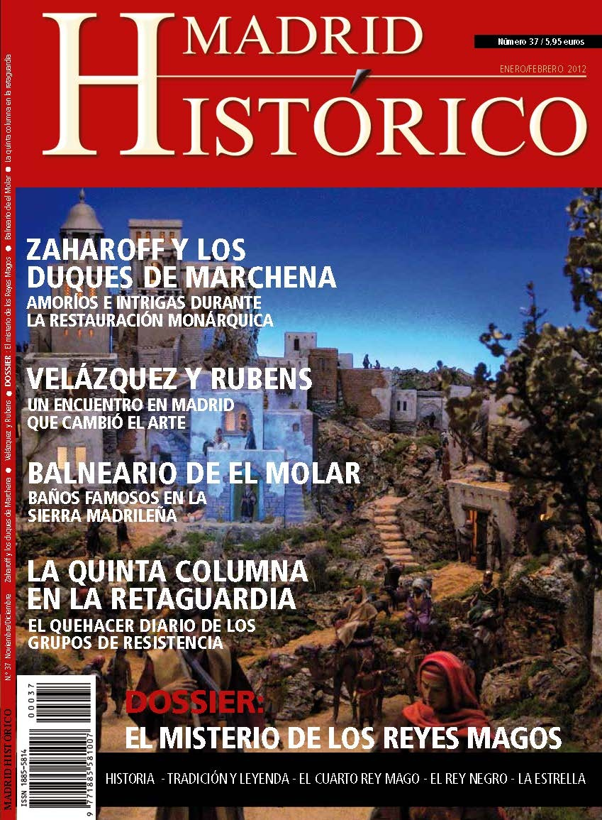 Revista Madrid Histórico (Nº 37) (Formato digital)