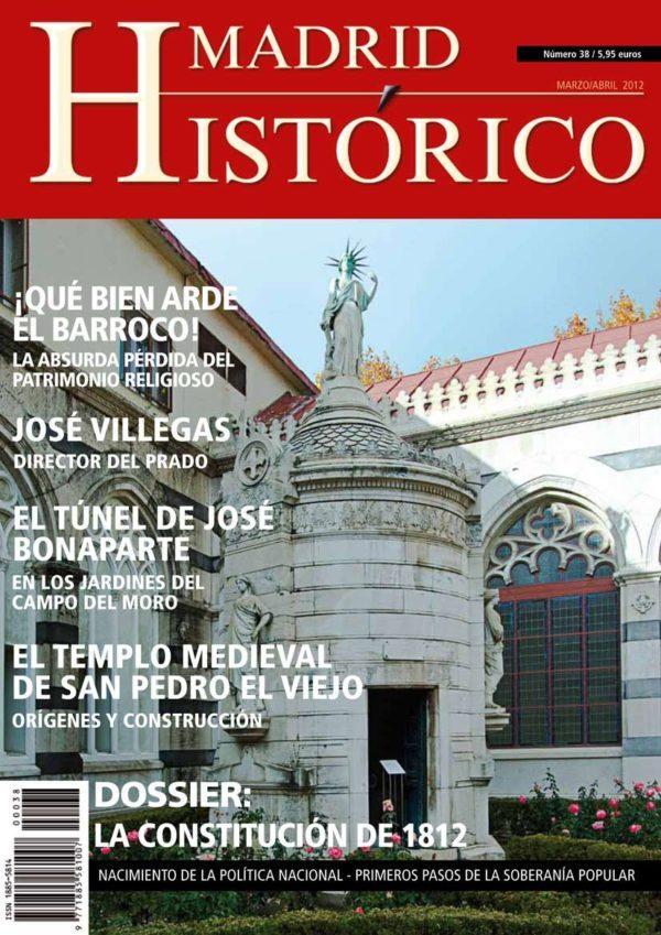 Revista Madrid Histórico (Nº 38) (Formato digital)