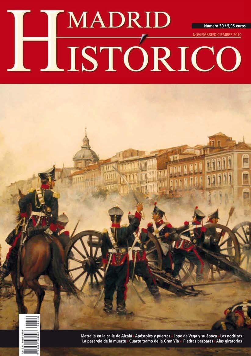 Revista Madrid Histórico (Nº 30) (En papel)