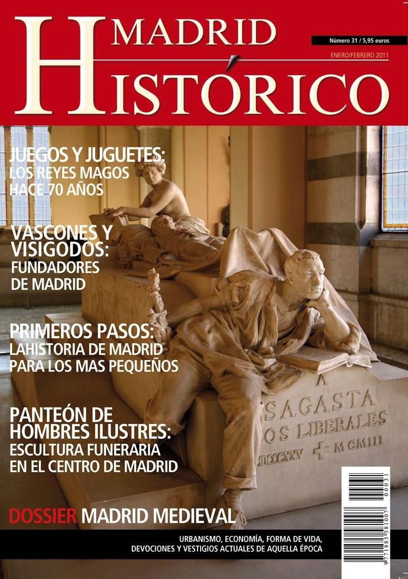 Revista Madrid Histórico (Nº 31) (En papel)