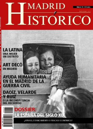 Revista Madrid Histórico (Nº 39) (Formato digital)