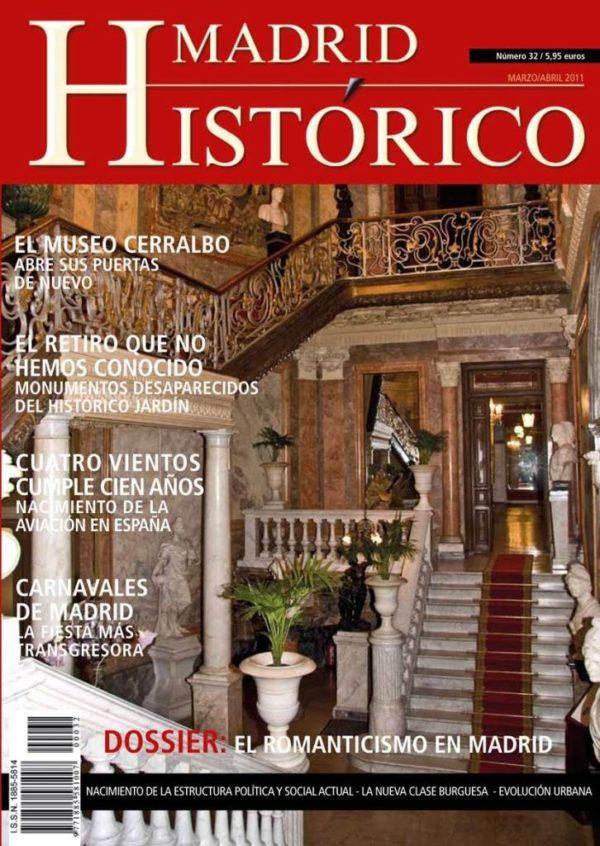 Revista Madrid Histórico (Nº 32) (En papel)