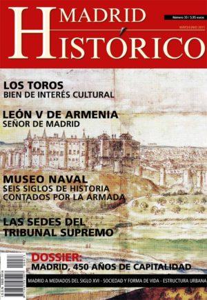 Revista Madrid Histórico (Nº 33) (En papel)