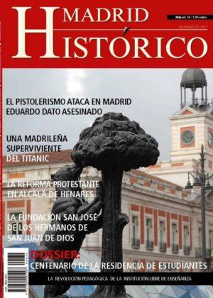 Revista Madrid Histórico (N34) (En papel)