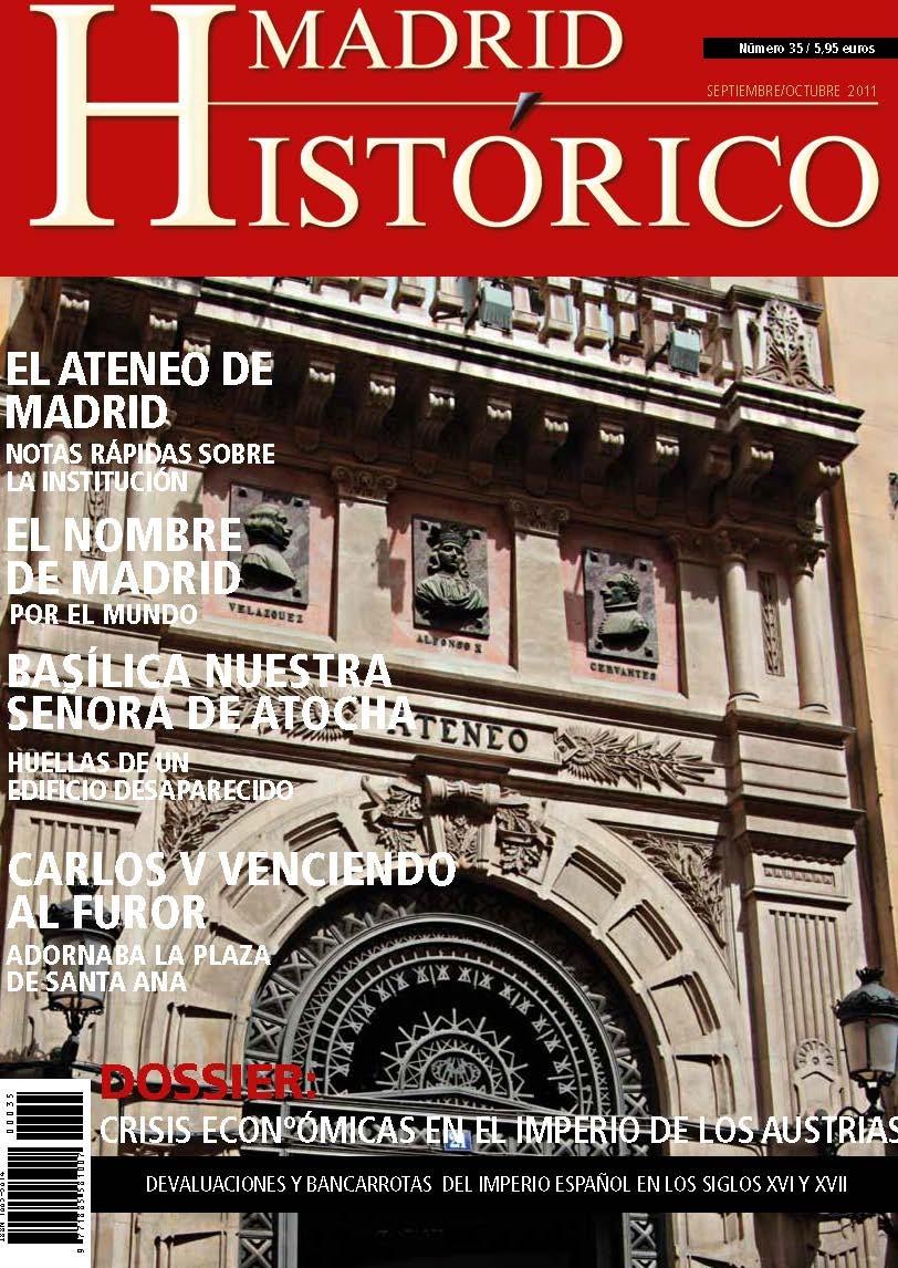 Revista Madrid Histórico (Nº35) (En papel)