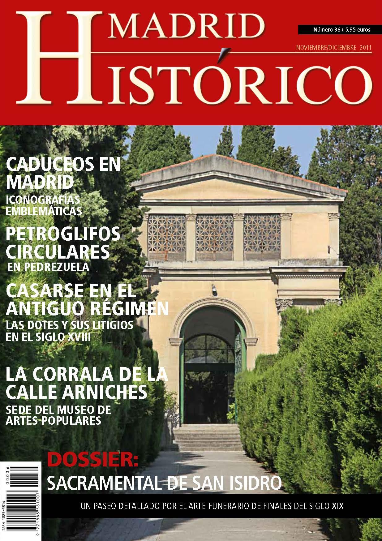 Revista Madrid Histórico (Nº36) (En papel)