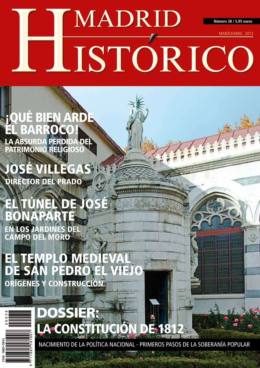 Revista Madrid Histórico (Nº38) (En papel)