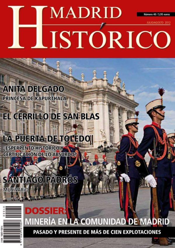 Revista Madrid Histórico (Nº 40) (Formato digital)