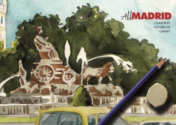 Cuaderno All Madrid