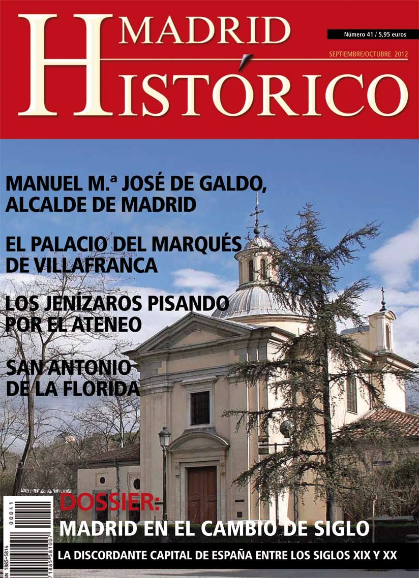 Revista Madrid Histórico (Nº 41) (En papel)