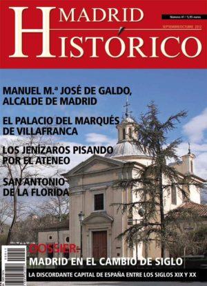 Revista Madrid Histórico (Nº 41) (Formato digital)