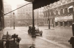 Terraza en la calle Sevilla (1941)