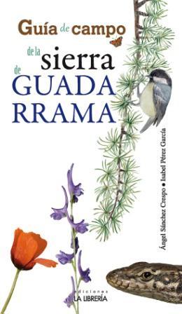 """Nota de prensa """"Guía de campo de la Sierra de Guadarrama"""""""