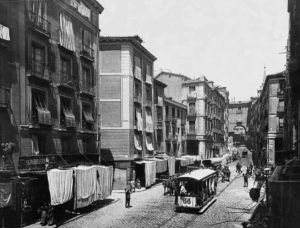 calle toledo 1890