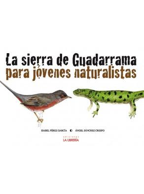 """Extracto de """"La Sierra de Guadarrama para jóvenes naturalistas"""""""