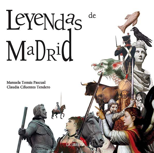 "Nota de prensa de ""Leyendas de Madrid"""