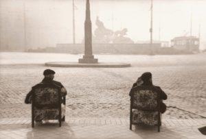 contemplando la cibeles (1944)