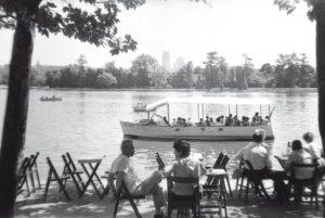 Barcas en la casa de campo 1962
