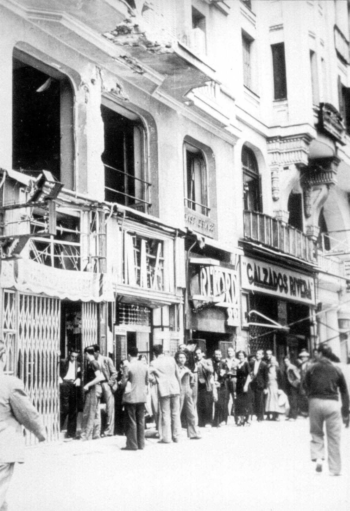 El Hambre En El Madrid De La Guerra Civil Ediciones La
