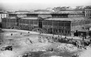 Mercado de los Mostenses (1925)