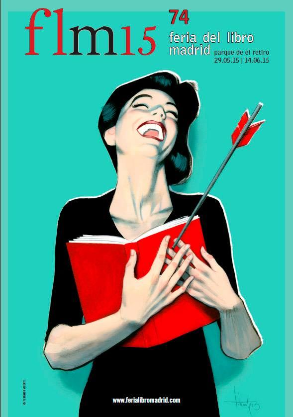 Empieza la 74º Edición de la Feria del Libro de Madrid