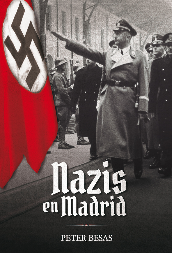 Extracto de 'Nazis en Madrid'