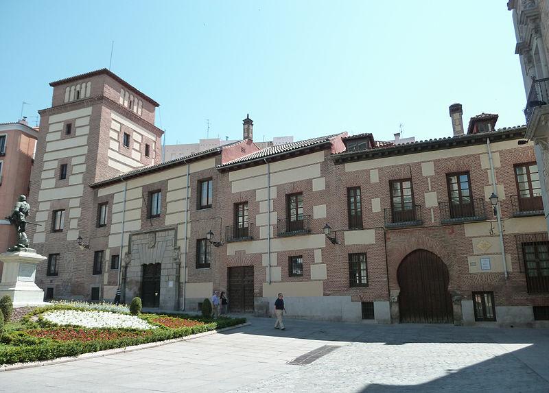 El edificio más antiguo de Madrid