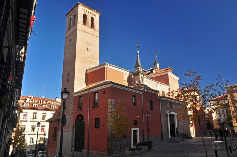 El misterio de la Iglesia de San Pedro el Viejo
