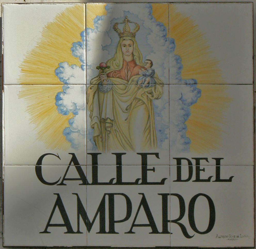 Calle del Amparo, Madrid