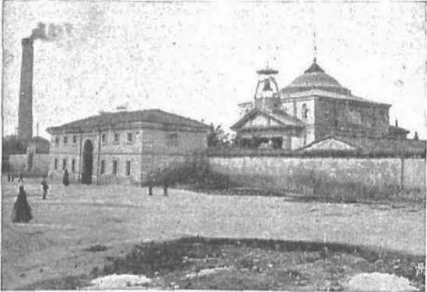 Cementerio General del Norte, Madrid