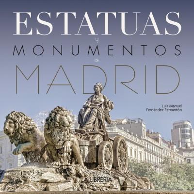 Portada de Estatuas y Monumentos de Madrid